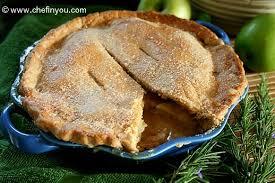 Apple Rosemary Pie Recipe