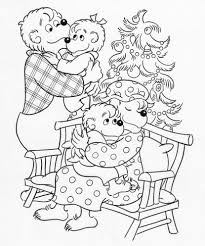 Berenstain Bears Halloween by Berenstain Bears Halloween Coloring Pages And Itgod Me