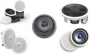 Polk Ceiling Speakers Mc80 by 5 In Ceiling Home Theater Speakers Reviewed Ecoustics Com