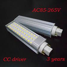g24q 4 pin bombillas led gx24q g24q 1 light bulb l 5w 7w 9w 10w