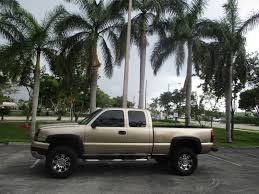 100 Lifted Trucks For Sale In Florida 2005 Chevrolet Silverado 2500 4x4 Exteded Cab Truck