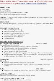 High School Resume Examples Free Template Bookkeeper Entry Level O Professional