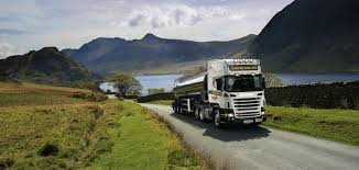 100 Crosby Trucking Duncan Hill Transport International Road Hauliers Cumbria