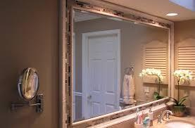 Mosaic Bathroom Mirror Diy by Mirror Diy Mirror Frame Decoration Diy Mosaic Mirror Frame