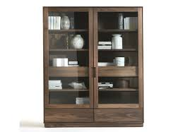 Wood Display Cabinets 48 With
