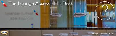 American Airlines Executive Platinum Desk International by Help Desk Will I Have Lounge Access Access Rules 2017 Page