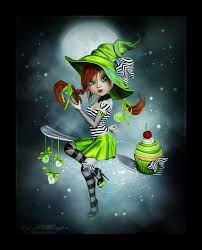Trixie The Halloween Fairy Reading Level by Littledesign Trixie I Just Love These Dolls Pinterest