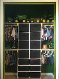 John Deere Bedroom Decor by Ana White John Deere Themed Boys U0027 Closet Diy Projects