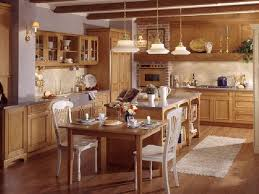 country kitchen lighting home design and decorating