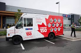 Canada Post Phasing Out Controversial Shipping Discount For Chinese ... Inside The Postal Truck Youtube Usps Truck Stock Photos Images Alamy Big Boxy Us Protype Spotted Testing Johns Custom 164 Scale Grumman Llv Usps Mail Delivery W Mail Cc For Sale 1977 Jeep Dj5 Dispatcher Ready More Abuse Service Urged To Choose Electric Trucks Fj Ewillys Page 2 Nc Dps Surplus Vehicle Sales 79 Cj7 Cj5 Amc For Sale 5000 Offtopic Discussion Forum As Trump Pushes Privatize Troubled Others