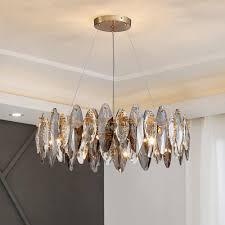 moderne led kronleuchter für wohnzimmer 2020 esszimmer