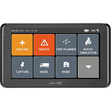 100 Lm Truck Amazoncom Mio Technology Spirit 8670 LM FEU Navigation