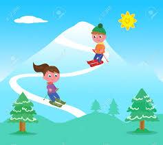 Dessin Ski Frasesparatatuajesclub