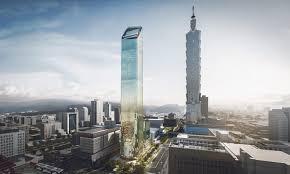 100 Antonio Citterio And Partners Shimmering Bambooshaped Skyscraper To Rise In Taipei