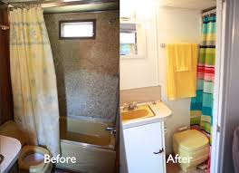 Camper Remodel Ideas Vintage Turned Glamper Diy Renovation The Noshery Design
