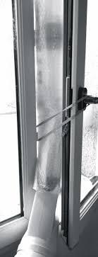 kit evacuation climatiseur mobile comment calfeutrer une fenêtre pour améliorer le fonctionnement d