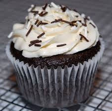 Black Tie Optional Black Tie Optional Our vanilla cupcake filled and frosted with chocolate