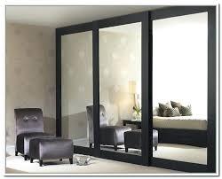 Closet Mirror Doors Wonderful Mirrored Closet Doors Home