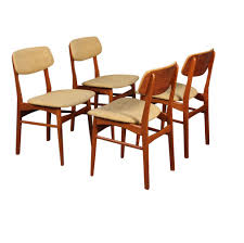 Set Of 4 Vintage Dining Chairs, 1960s 6 X Ton Czechoslovakia Dinner Chair 1960s Furnish In 2019 Set Of 10 Brazilian Jacaranda Tufted Ding Chairs Beige Linen Pierre Chapo Four Elm And Leather Chairs Midcentury Design Solid Wood Ladder Danish Teak 8 Danish Style Fniture Moriahwertmanco Six Beech Chairs1960ssweden950 Vintage 4