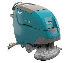 t500 t500e walk behind scrubbers