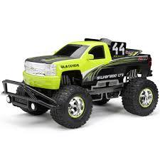 100 Chevy Silverado Toy Truck Shop Bright 110 RC 96V Baja Extreme 24GHz Remote