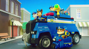 100 Police Truck Tab PAW Patrol Rescue Deluxe Chase Ultimate Cruiser Target