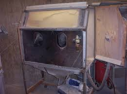 sandblasting cabinet post your pictures and what you like about