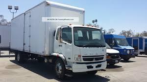 100 26 Ft Truck 2008 Mitsubishi Fuso Fk 0 Ft Box Reduced Moving