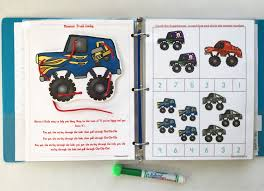 Monster Truck Busy Book, Quiet Book, Dry Erase Activity Book, Big ... Battle Cars Video Dailymotion Kid Galaxy Pick Up With Lights And Sounds Products Pinterest Iron Outlaw Monster Truck Theme Song Best Resource Bigfoot Truck The Suphero Finger Family Rhymes Slide N Surprise Elasticity Blaze The Machines Wiki Fandom Powered By Educational Videos For Preschoolers Blippi Bike And Truck Wallpaper Software Song Tow Mater Monster Spiderman Hulk Nursery Songs I Rock Roll Choice Awards Dan We Are Trucks Big