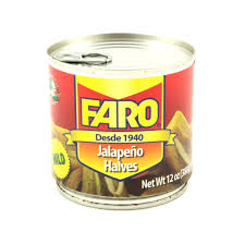 Faro Mild Jalapeno Halves Shop Olives and Peppers at HEB