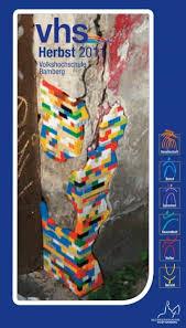 herbstprogramm 2011 deutsches institut für erwachsenenbildung