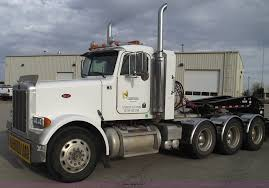 1997 Peterbilt 378 Triple Axle Semi Truck | Item C5708 | SOL...