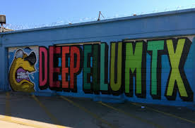 Deep Ellum Dallas Murals by Popmark Storefront Space For Rent In Deep Ellum In Dallas Texas