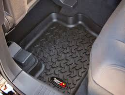 Rugged Ridge Floor Liners by Rugged Ridge Front Floor Liners Jeep Patriot