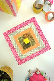 Halloween Washi Tape Ideas by Washi Tape Decorative Boxes