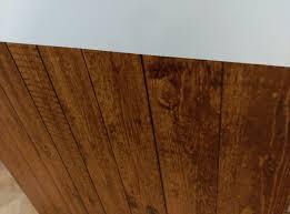 """Crea Imagen SOCIEDAD GASTRON""""MICA vinilos efecto madera en pared"""