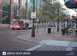 100 Fire Truck Sirens TruckColumbus Department Sirens Wailing Emergency Stock