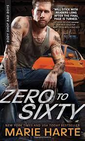 Zero To Sixty Body Shop Bad Boys By Marie Harte