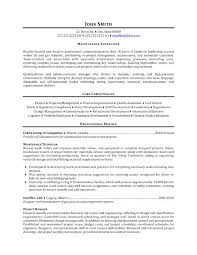 Maintenance Supervisor Sample Resume Click Here To Download This Template Templates