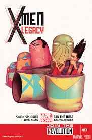 Comic Book Review X Men Legacy 13