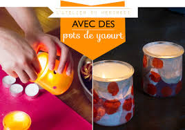 pot de yaourt recyclable 20 diy avec des pots de yaourt