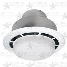 Ventline Bathroom Ceiling Exhaust Fan With Light by Ventline Vertical Exhaust Lighted Bath Fan V2244 50 Cfm Built In