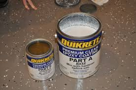 Quikrete Garage Floor Coating Colors by How To Paint An Epoxy Concrete Floor Coating Quikrete Example