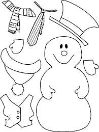 Free Printable Christmas Crafts Childrens