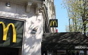 siege mcdo clients chez mcdo le parisien