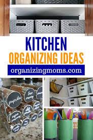 Small Kitchen Organizing Ideas 10 Clever Kitchen Organization And Storage Ideas