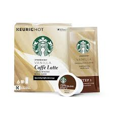 When Are Pumpkin Spice Lattes At Starbucks by Starbucks Vanilla Caffè Latte Medium Roast Single Cup Coffee For