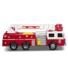 Amazon.com: Tonka 6735 Spartans Fire Engine Toy Vehicle, Red: Toys ... Vintage Tonka Fire Engine Firefighting Water Pumper Truck Red And Spartans Walmartcom Pin By Phil Gibbs On Trucks Pinterest Fire Truck Mighty Motorized Vehicle Kidzcorner Tonka Fire Rescue Truck 328 Model 05786 In Bristol Gumtree Find More Big For Sale At Up To 1960s Tonka My Antique Toy Collection Rescue E2 Ebay Tough Mothers Steel Review Sparkles Diecast