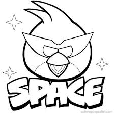 Download Angry Birds Coloring Pages 3 Print