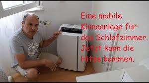 mobile klimaanlage im haus einbauen